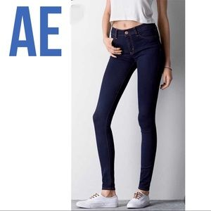 American Eagle Outfitters Hi-Rise Jegging Jeans 4